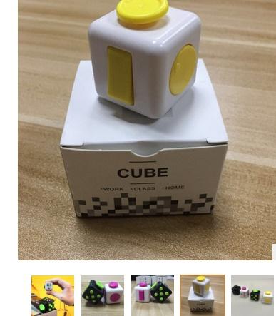 spinnercube