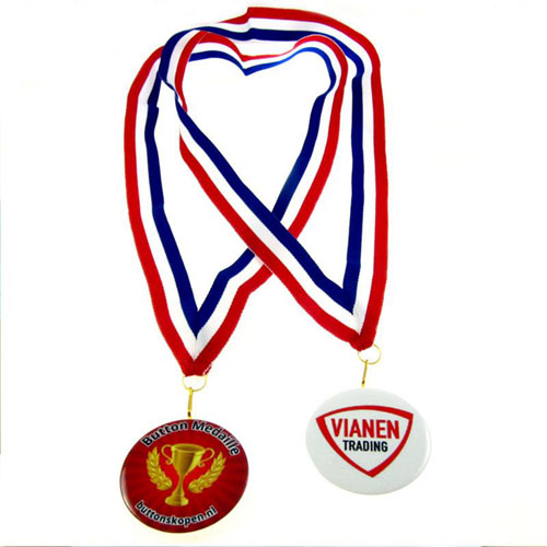 Button Medaille