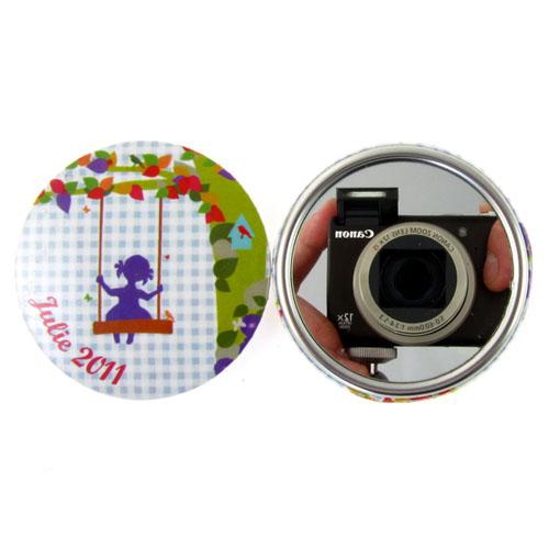 Button Spiegel