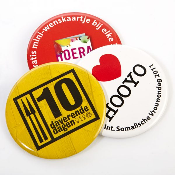 Button Ø100mm