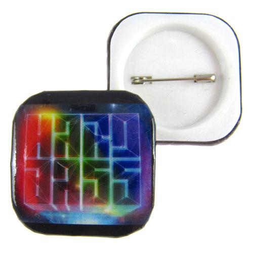 Vierkante Button